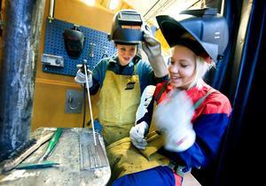 Bygg- och anläggningsprogrammet fortsätter att vara en av Dalarnas populäraste gymnasieutbildningar.