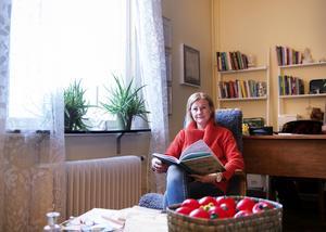 Ulrika Söderlund, mindfulnessinstruktör.