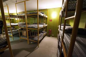 195 personer får plats i skyddsrum i Gagnefs kommun.Foto: Klockar Mattias Nääs