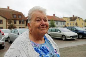 Anita, Johansson, pensionär, Askersund