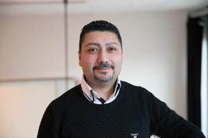 Jonny Elzaouki (MP), teamledare, Ronna, 45 år.