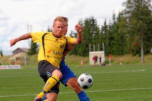 Tobias Bosell, bäst i HAIF mot Täby. Foto: Mikael Stenkvist