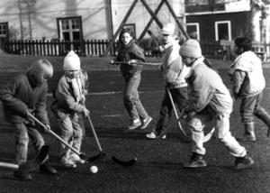 I ett reportage från 1990 berättade ÖP om inflyttningen av barnfamiljer i bygden. 24 familjer hade flyttat till Laxsjö området de senaste åren.