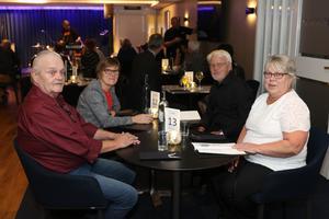 Anders Westerberg, Gunilla Malm, Lennart Norling och Agneta Olsson: