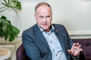 Samtliga partiledare för Sveriges riksdagspartier har tackat ja till att medverka på Mittmedias nya satsning Debatt Special. Först ut att skriva debattartiklar för läsarna är Vänsterpartiets Jonas Sjöstedt, nästa vecka går turen över till Jimmie Åkesson (SD).Foto: Thomas Oneborg/TT