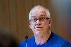 Benny Engberg, Bollnäspartiets ordförande.
