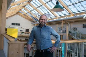 Lars Persson Skandevall spår en accelererande utveckling inom IT-sektorn.