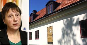 Berit Jansson är positiv till att arbetet med gevärsfaktoriet ska komma igång igen.