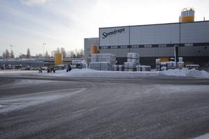 Spendrups har i dag cirka 480 anställda i Grängesberg och ambitionen är att fortsätta växa, framhåller företagets varuförsörjningsdirektör.