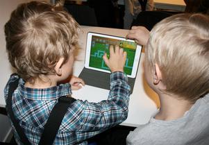 Den 7 februari håller 2047 Science Center arrangemanget Coder Dojo, för de barn och ungdomar mellan 7 och 17 år. Foto: 2047 Science Center