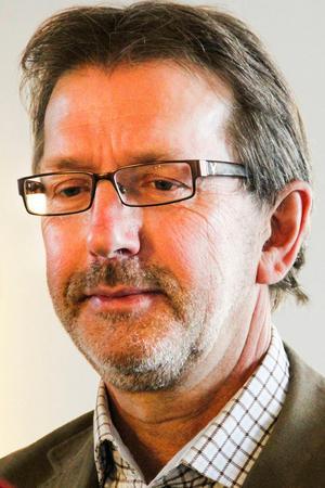 Rolf Berg hoppas många ska sätta sig in i genomfartsplanen och skicka in åsikter.