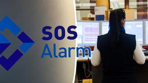 Operatörernas uppgift på SOS Alarm är både att fastställa vad som hänt och var det har inträffat, men också att göra en bedömning av hur snabbt hjälpen behövs, skriver platschef Lotta Fernström. Bilder: Fredrik Sandberg/TT