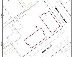 Har planerar Faxeholmen att bygga de nya husen.