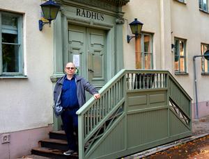 I höst lämnar Mats Nilsson och resten av kommunstyrelsen Säters rådhus för att åka till Bryssel för att lära sig mer om EU under ett studiebesök.