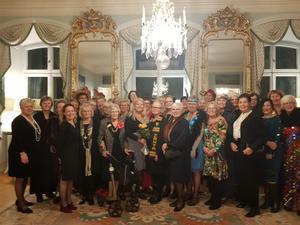 Zontaklubben i Gävle fyller 70 år i höst.