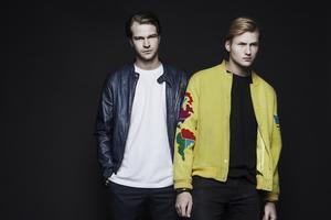 Jacob Criborn och Leonard Scheja i Nause avslutar Sensommar. Foto: Studio Emma Svensson