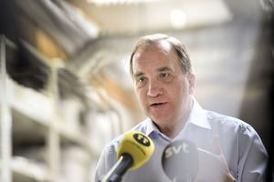 Statsminister Stefan Löfven toppar länets riksdagslista för Socialdemokraterna.