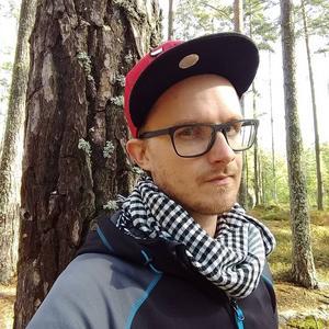 Mathias Edbäck Leo. Foto: Privat