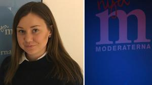 Klara Skoglund ny ordförande för MUF Sundsvall. Foto: Privat.
