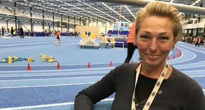 Ann-Sofie Lundblad, Gefle IF Friidrotts föreningschef.