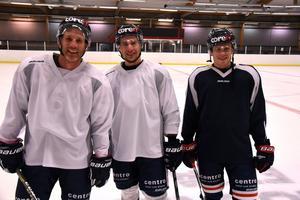 Till helgen är Conny Strömberg, Johan Nilsson och Viktor Fränckel tillbaka i hallen där allting började.