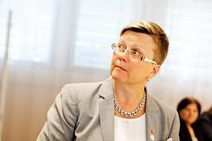 Ingela Nylund Watz (S) är ordförande i Telge bostäder.