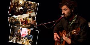 På onsdag startar José Gonzalez sin turné där han bland annat ska spela i Santiago, Rio de Janeiro och New York.
