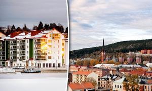 Skribenterna lyfter bland annat fram Norra kajen som en lyckad upprustning i Sundsvall – men ännu mer behövs. Bild: Therese Hasselryd / Johan Engman