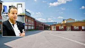 Ulf Aldén, verksamhetschef skola Örebro kommun. (Arkivfoto)