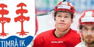 Westerlund kommer spela i Sverige kommande säsong. Foto: Eric Westlund.
