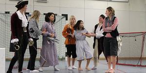 Rimbo ungdoms teaterförening är aktuella igen, ensemblen som sätter upp