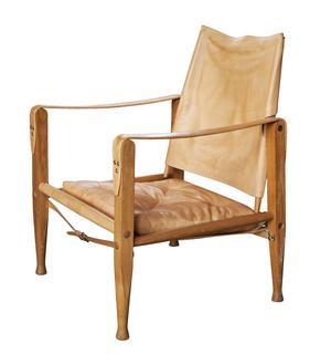 Ingmar Bergman hade många klassiska designföremål, som fåtöljen