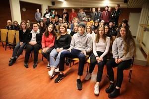 Allt fler elever i Orsaskolan väljer att studera tyska.