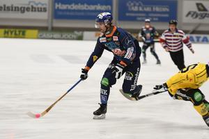 Vänsterhalven Samuli Helavuori var en starkt drivande spelare – särskilt i andra halvlek när Bollnäs tog över kommandot i derbyt.