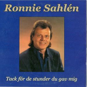 Framsidan på skivfodralet från 2001.