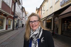 Yvonne Eklund, Bergshamra: Själv jobbar jag på Mixit, så den gillar jag såklart. Vita M tycker jag har bra kläder och fina priser.