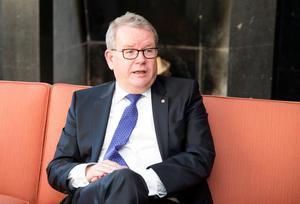 Anders Teljebäck (S), ordförande i Västmanlandsmusikens styrelse. Foto: Rune Jensen
