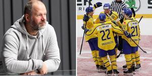 Markus Åkerblom har klättrat upp till det näst högsta trappsteget i svensk ishockey. 49-åringen från Östersund blir ny assisterande förbundskapten för Tre Kronor.