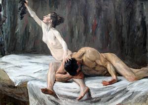Max Liebermanns vackra målning