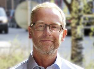 Arkivbild/Göran Gabling, biträdande enhetschef på naturvårdsenheten vid Länsstyrelsen i Jämtlands län.
