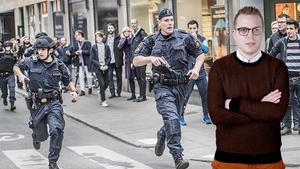 Dennis Martinsson, krönikör med fokus på kriminalitet och rättsväsendet, skriver denna vecka om huruvida det ska vara straffbart att delta i en terroristorganisation.