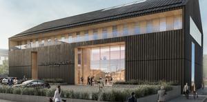 Vi behöver ett nytt tänk, utanför boxen av arkitekternas raka linjer, kal betong och glas, tycker signaturen Sigge.