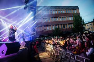 Enligt arrangörerna gick Kramfors stadsfest som förväntat och konceptet är väl etablerat.