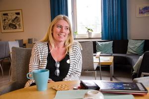 Malin Johansson är lärare på Ekbackens skola sedan 18 år. – Vi har hela världen i klassrummet, det är viktigt för att förstå andra kulturer, säger hon.