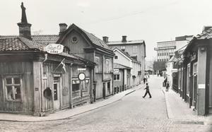 Kungsgatan 1977.