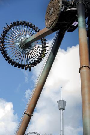 Loke, en attraktion av typen Gyro Swing, en kombination av karusell och gunga, invigdes 2017.