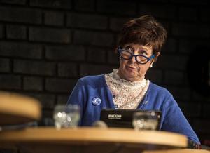 Ingeborg Wiksten lär ha en stabil plats i regionfullmäktige även efter valet.