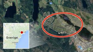 JUST NU: Larm om brand i lokal i Örnsköldsvik