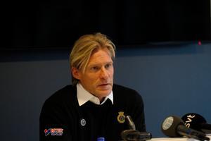 Johan Mjällby är klar som ny tränare i Gefle IF. Bild: Gustav Möllerberg
