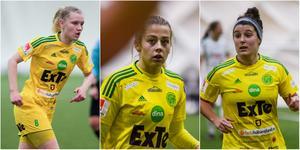 Sara Olai och Cornelia Kapocs var med och tog Uppsala till allsvenskan och Hayley Dowd vann skytteligan i Elitettan.